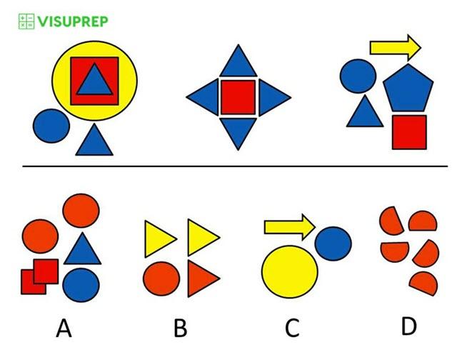 cogat test prep grade 2 figure classification