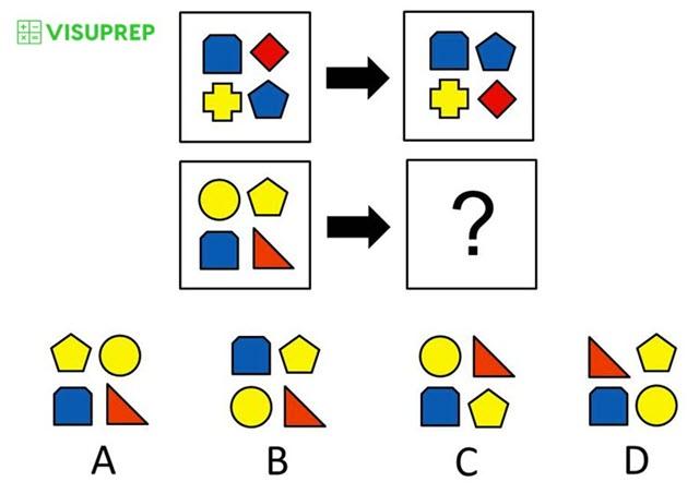 cogat test prep grade 2 figure matrices