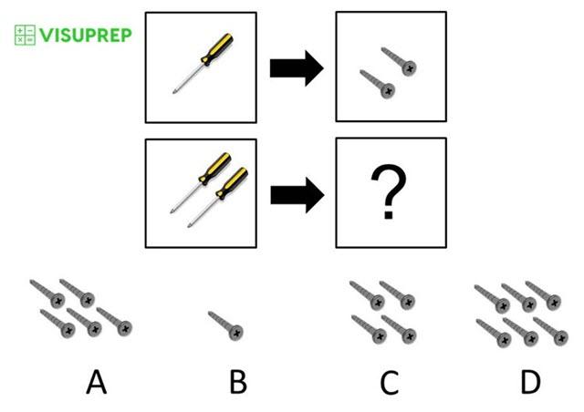 cogat test prep grade 2 number analogies