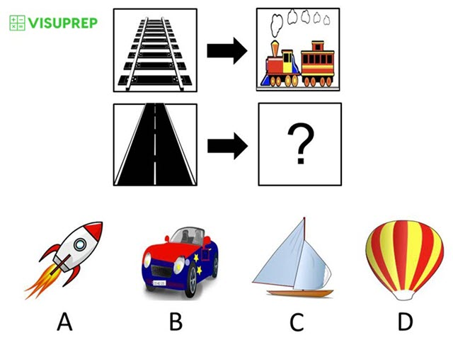 cogat test prep grade 2 picture analogies