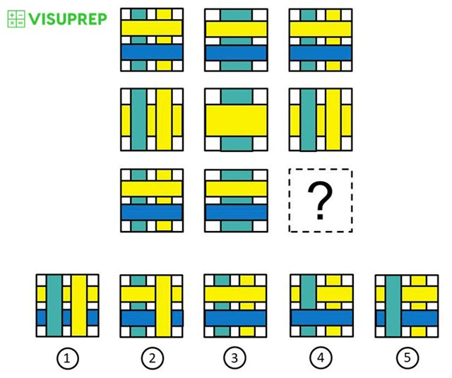 nnat3 test prep grade 2 level c pattern completion
