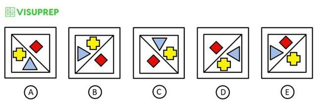 olsat test prep grade 2 level c figural classification