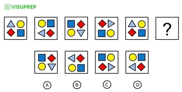 olsat test prep grade 2 level c figural series